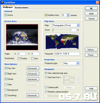 EarthView 4.3.0